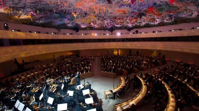 Concierto de los Derechos Humanos 2015