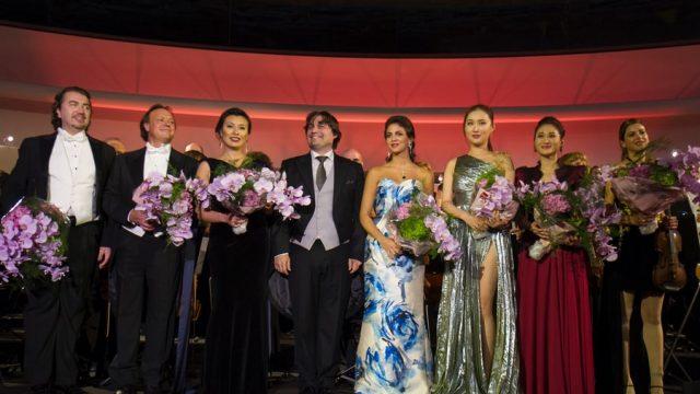 Silk Road Concert 2017