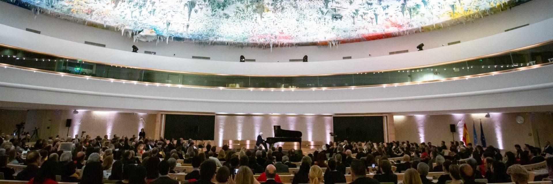 <h2>Concierto de los Derechos Humanos 2020 - 7ª edición</h2>